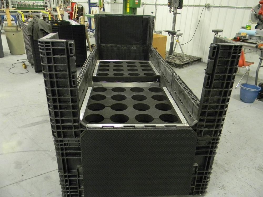 Custom Container