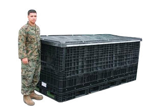 108_x_48_x_50_Custom_Military_Container