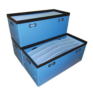 corrugated container